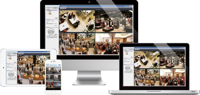 Network Video Recorder (NVR) - All-in-one Surveillance Solution | Infortrend