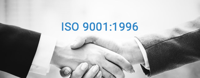Infortrend certified for ISO 9001:1996