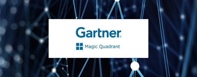 Recognized in 2015-2017 Gartner Magic Quadrant