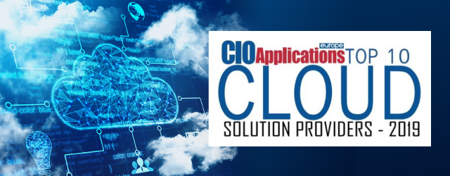 Infortrend named in CIO Applications Europe's Top 10 Cloud Solution Providers of 2019