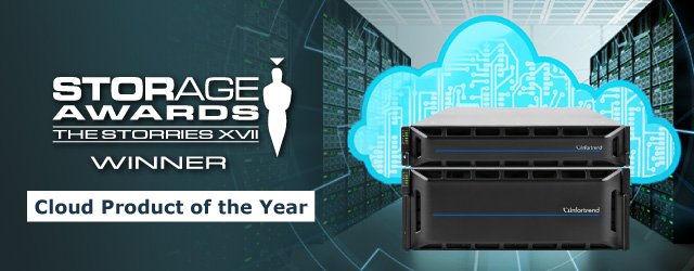 EonStor GS Gen2 Wins Cloud Product of the Year by Storage Magazine