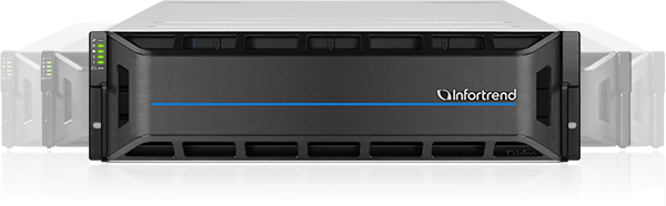 The Scale-Out NAS Storage with High Scalability and Performance - EonStor CS