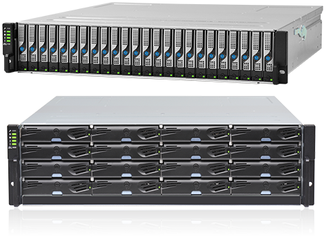 Enterprise-class High Availability SAN Storage - EonStor DS