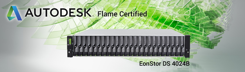 Autodesk Flame Certified