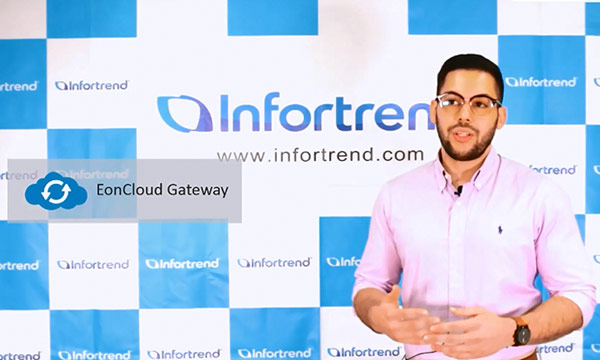 Sync your Data to the Cloud with Infortrend EonCloud Gateway