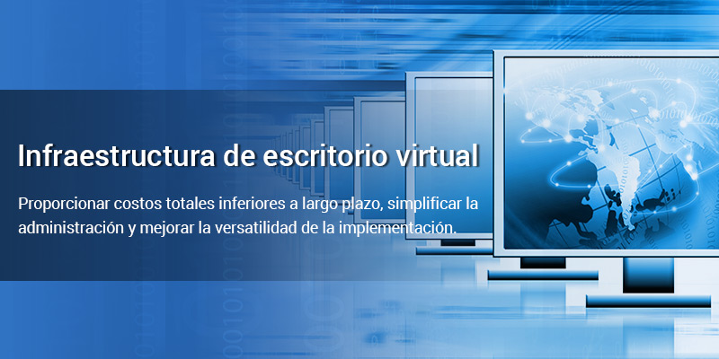Virtual Desktop Infrastructure