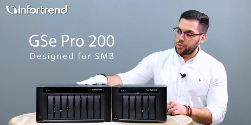 GSe Pro 200 Designed for SMB