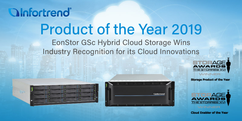 2019 Storage Product of the Year