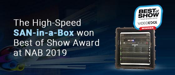 Award-Winning 25 GbE Solutions