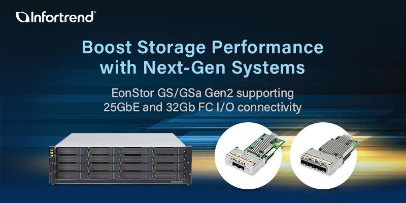 EonStor GS Gen2