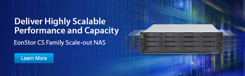 CS Family Scale-out NAS