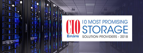 Most Promising Storage Solution Providers