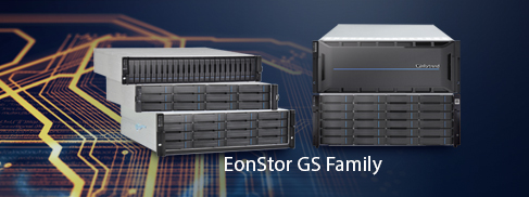 New 25 GbE Host Board for GS Family