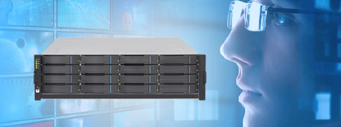 EonStor GSi: The Perfect Storage Companion for Media Asset Management
