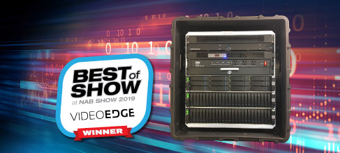 NAB 2019 : Infortrend Wins Future's Best of Show Award