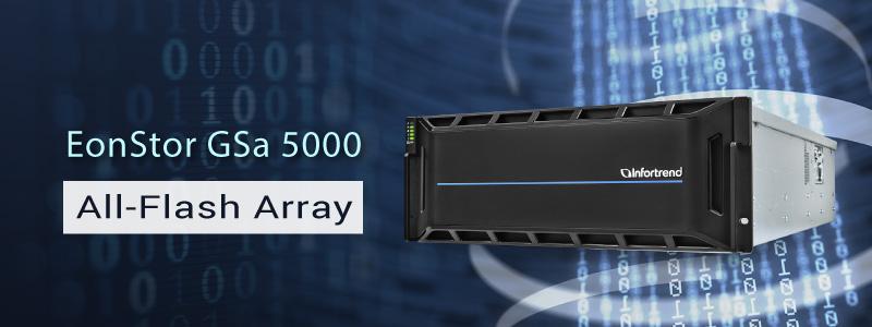 EonStor GSa 5000