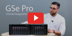 EonStor GSe Pro 100/200 Desktop Series Hardware Introduction