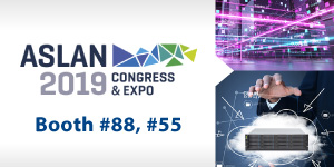 Infortrend Showcases GSa AFA and GSc Cloud Solution in ASLAN 2019