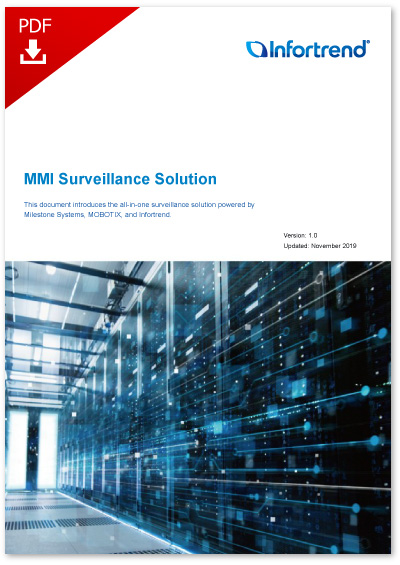 White Paper - Integrated Surveillance Solutions that Fulfill Projects of Any Sizes