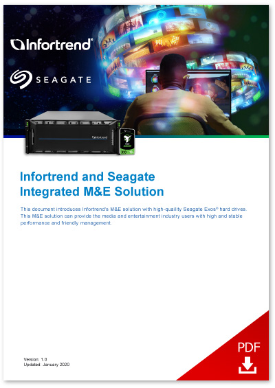 White Paper - Comprehensive storage solutions with Seagate Exos hard drives