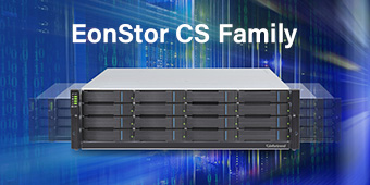 EonStor CS Family