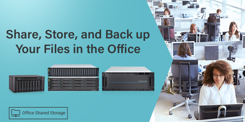 Office Shared Storage Solution