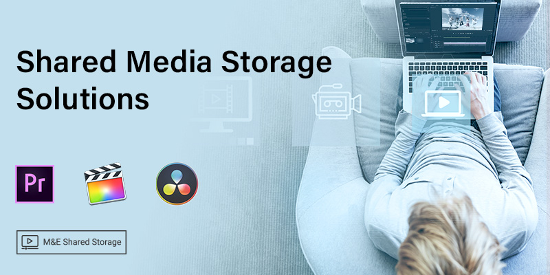 Shared Media Storage Solution