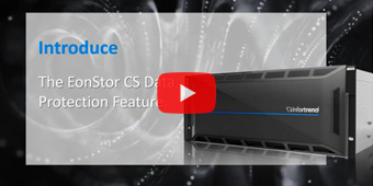 EonStor CS Scale-out NAS Data Protection Introduction