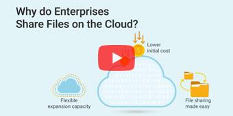 Infortrend Makes Enterprise Cloud File Sharing Easier