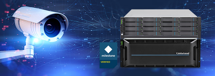 Milestone Qualifies EV5000 Gen2 with XProtect VMS