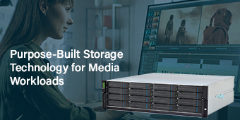 Purpose-Built Storage Technology for Media Workloads
