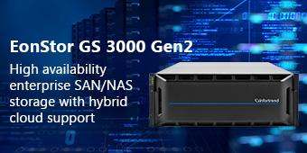 EonStor GS 3000 Gen2