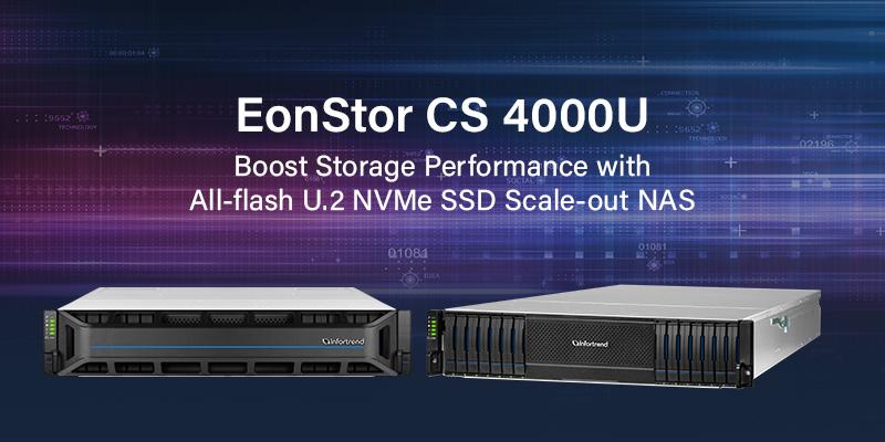 EonStor CS 4000U